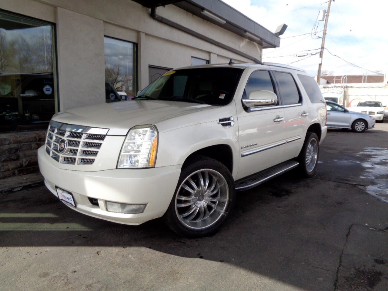Buy Here Pay Here 2007 Cadillac Escalade for Sale in