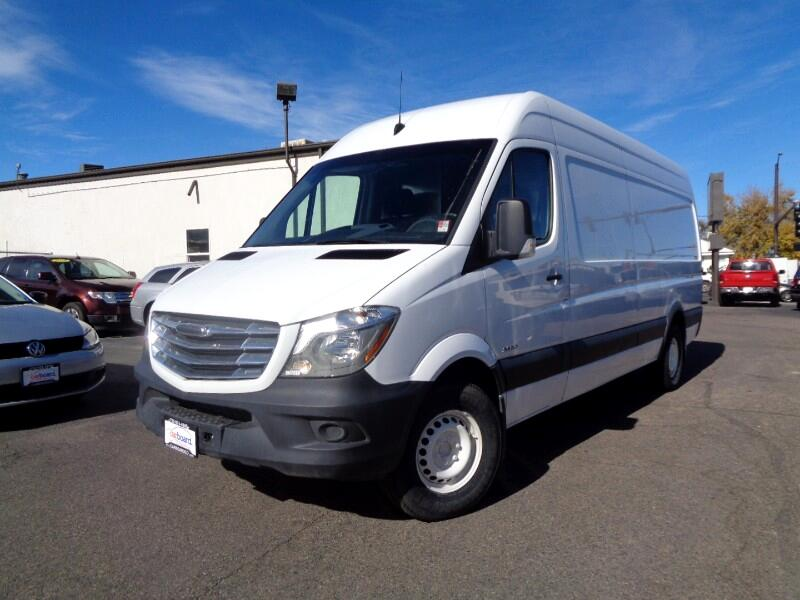 2016 Freightliner Sprinter 2500 LWB High top