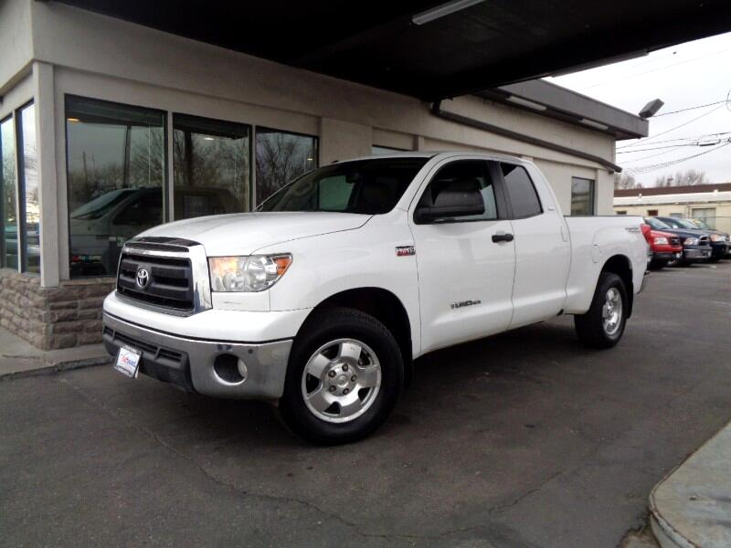 2013 Toyota Tundra Double Cab 5.7L FFV V8 6-Spd AT (Natl) TRD OFF ROA