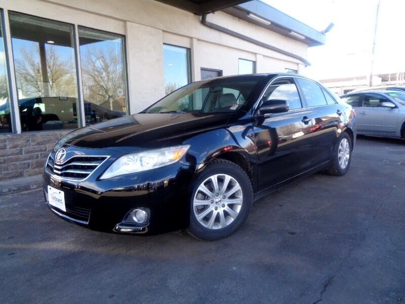 2010 Toyota Camry 4dr Sdn XLE V6 Auto