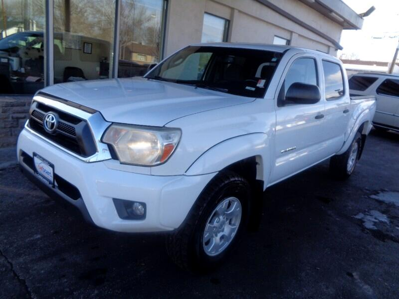 2013 Toyota Tacoma 4WD Double Cab V6 MT TRD Off Road (Natl)