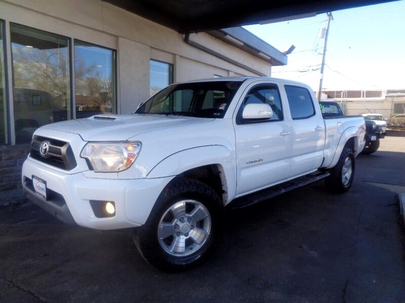 2013 Toyota Tacoma TRD Sport Double Cab 6' Bed V6 4x2 AT (Natl)