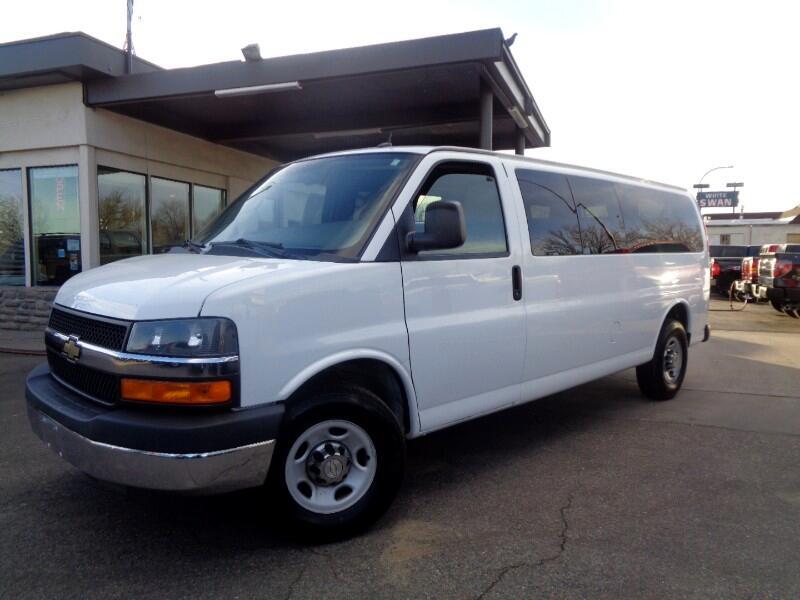 """2013 Chevrolet Express RWD 3500 155"""" LT w/1LT"""