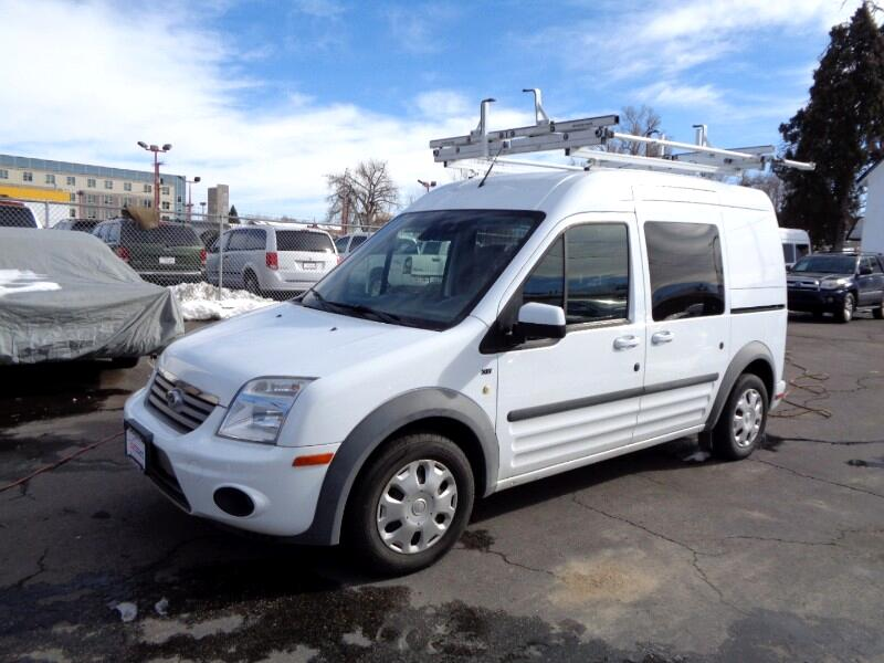 2013 Ford Transit Connect 4dr Wgn XLT