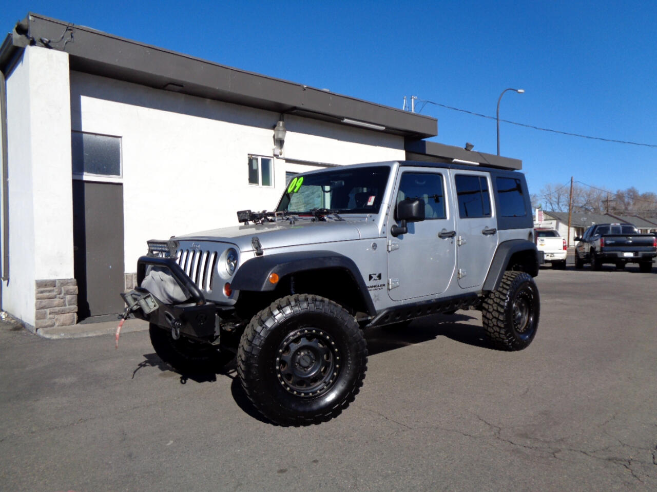 2009 Jeep Wrangler Unlimited 4WD 4dr X