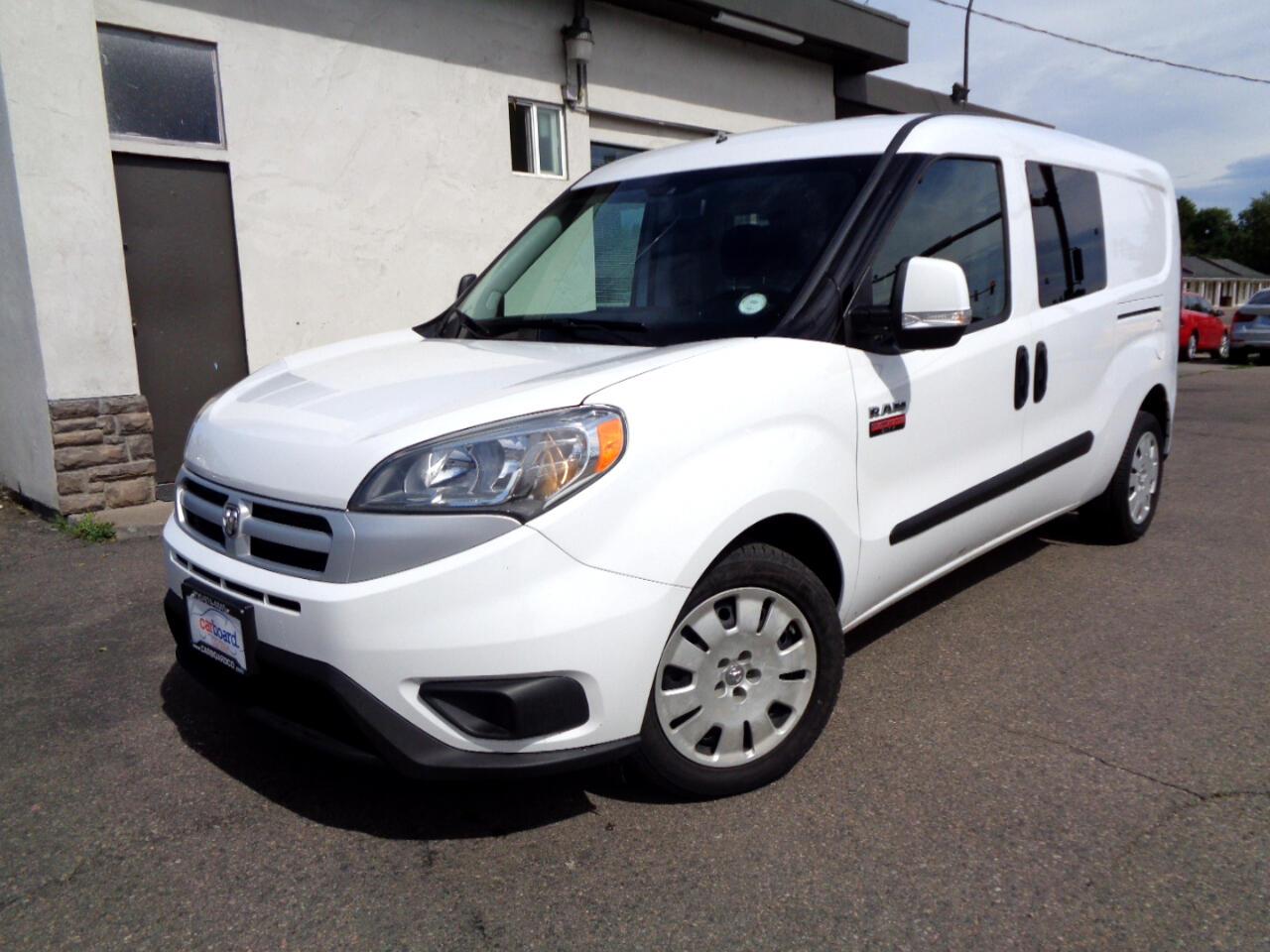 "2015 RAM ProMaster City Cargo Van 122"" WB Tradesman SLT"