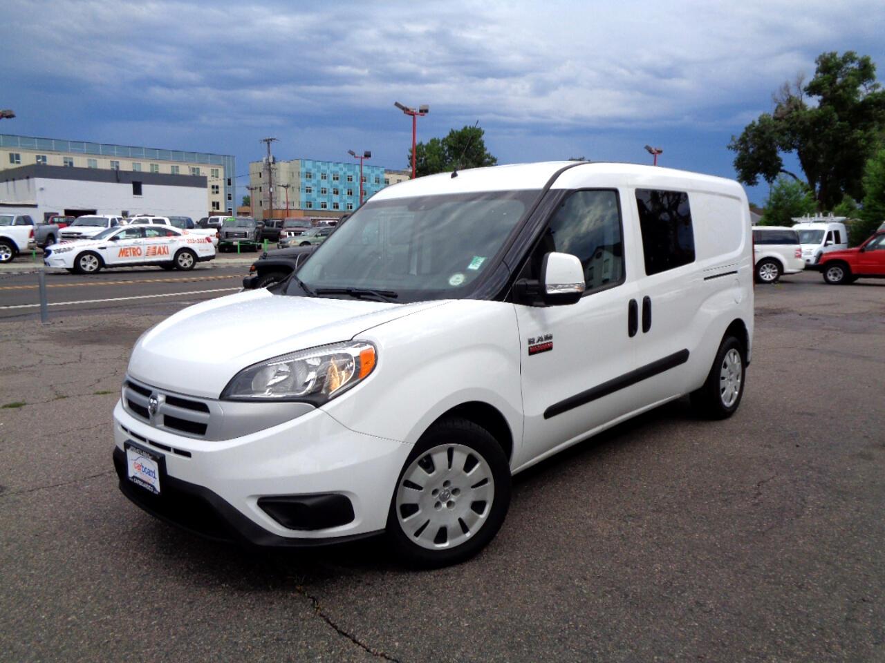 2016 RAM ProMaster City Cargo Van 122