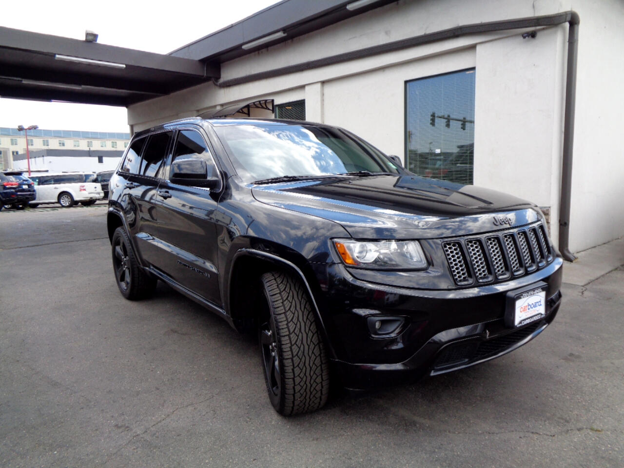 2015 Jeep Grand Cherokee 4WD 4dr Altitude