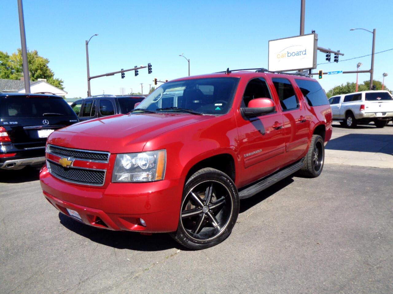 2014 Chevrolet Suburban 4WD 4dr LT