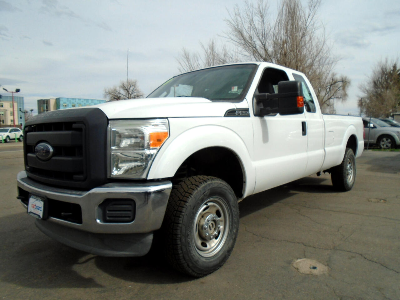 "Ford Super Duty F-250 SRW 4WD SuperCab 142"" XL 2013"