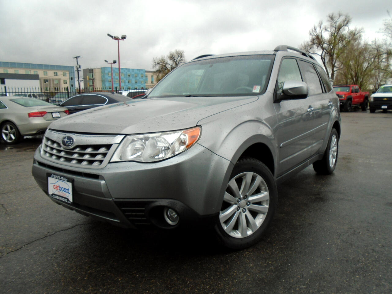 Subaru Forester 4dr Auto 2.5X Limited 2011