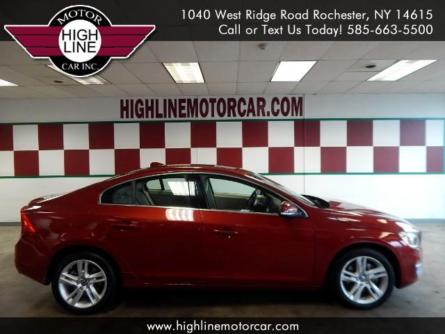 2014 Volvo S60 4dr Sdn T5 Premier AWD