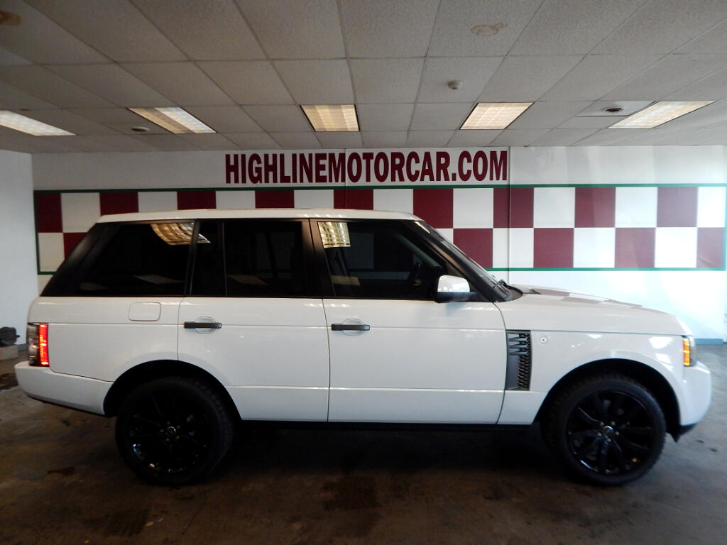 2011 Land Rover Range Rover 4WD 4dr Supercharged