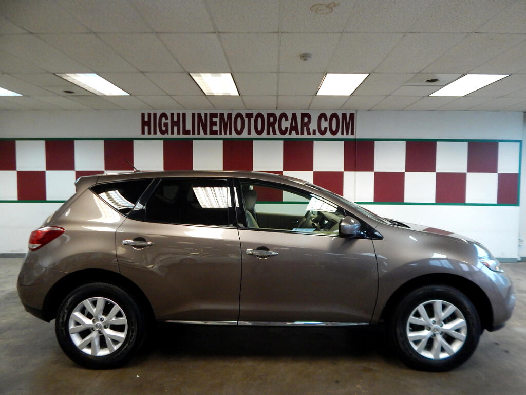 2011 Nissan Murano 2WD 4dr S