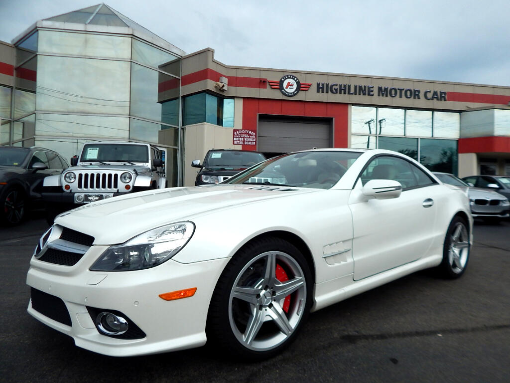 Used 2009 Mercedes Benz SL Class For Sale In Rochester, NY 14615 Highline  Motor Car, Inc.
