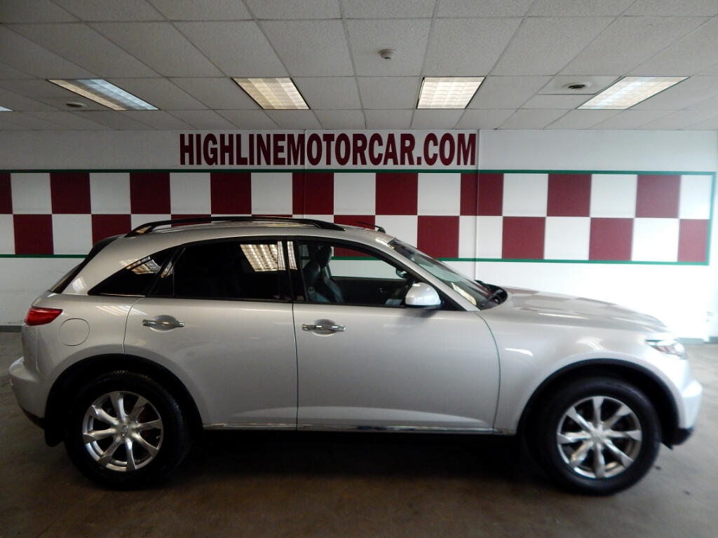 2007 Infiniti FX35 AWD 4dr Limited Edition