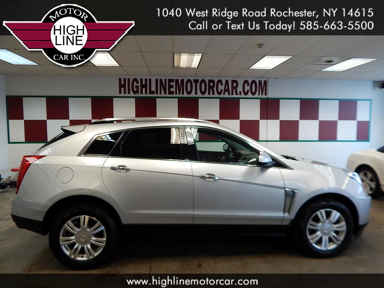 2015 Cadillac SRX FWD 4dr Luxury Collection