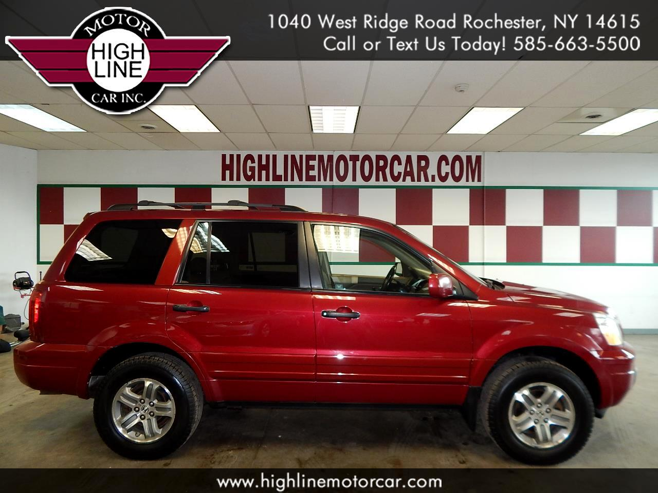 2005 Honda Pilot EX-L AT with NAVI