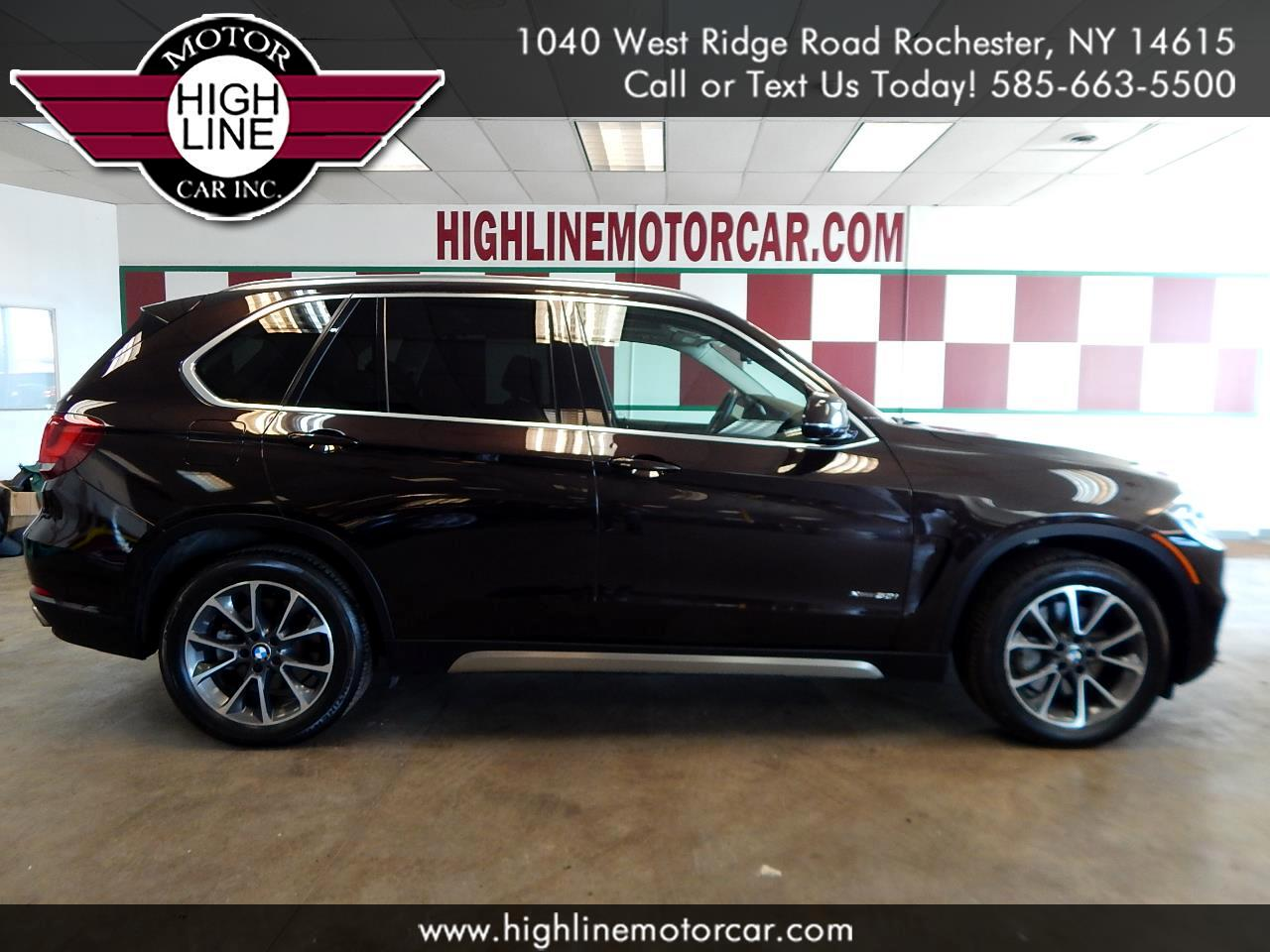 2014 BMW X5 AWD 4dr xDrive50i