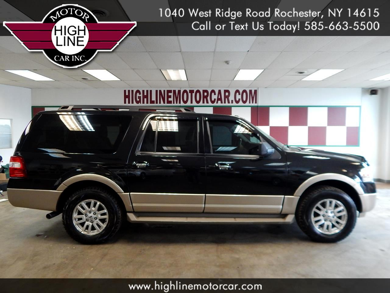 2011 Ford Expedition EL 4WD 4dr XLT