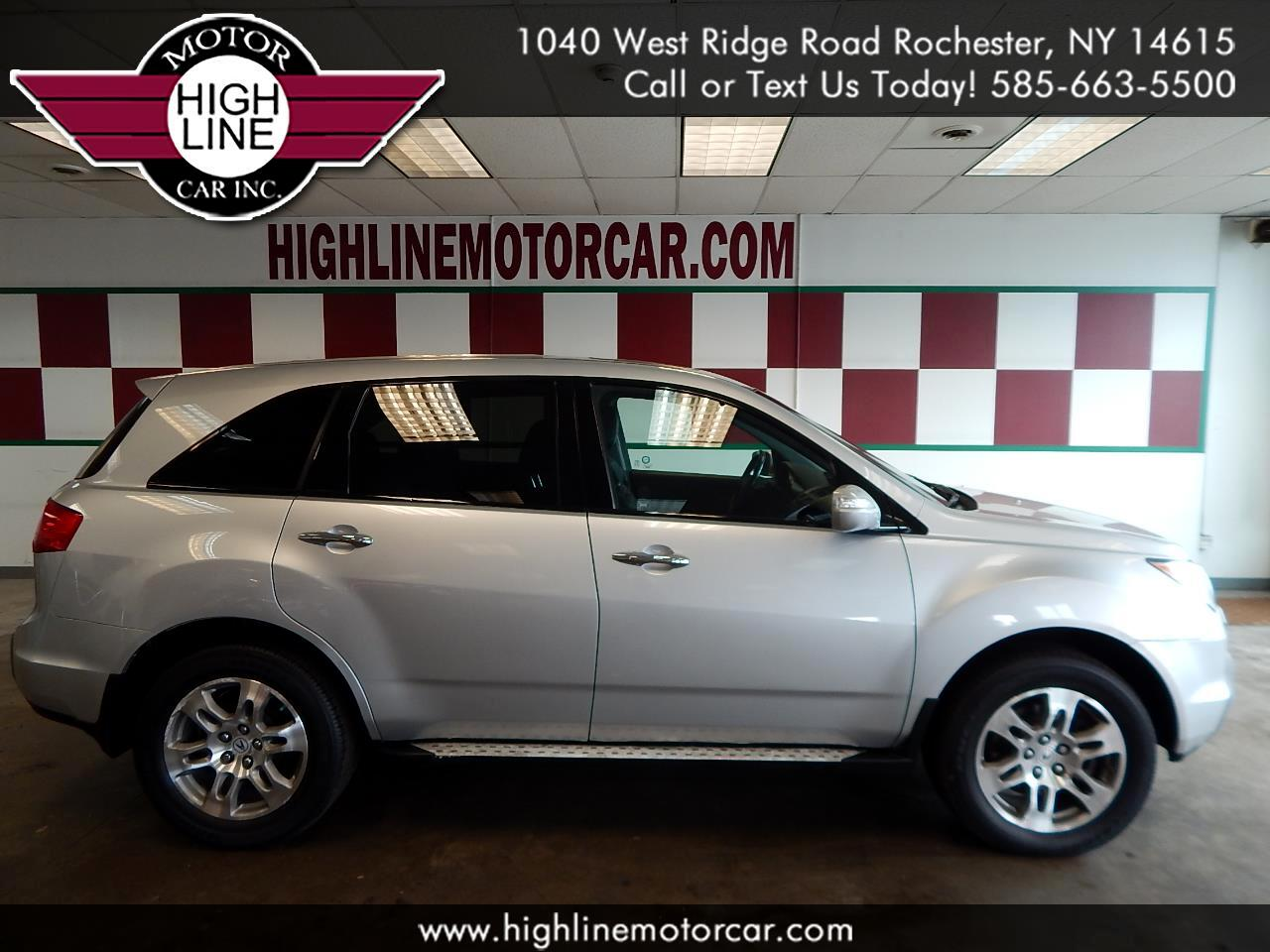 2008 Acura MDX 4WD 4dr Sport Pkg