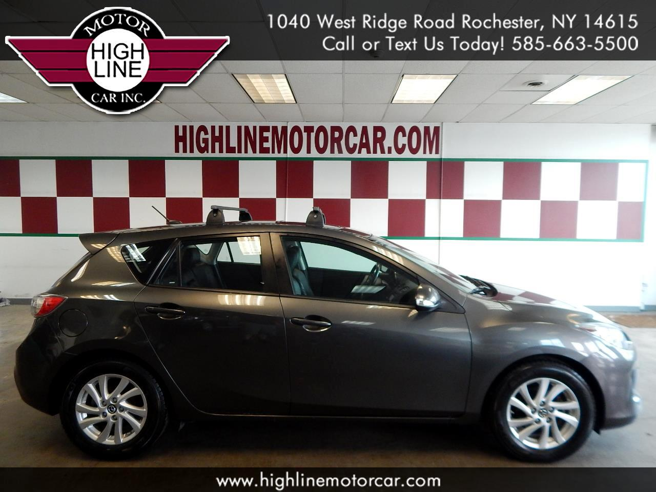 2013 Mazda MAZDA3 5dr HB Man i Grand Touring
