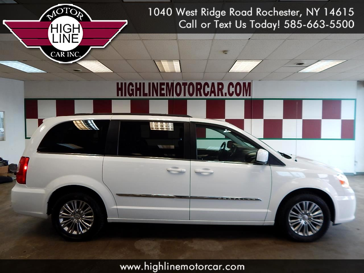 2016 Chrysler Town & Country 4dr Wgn Touring w/Leather