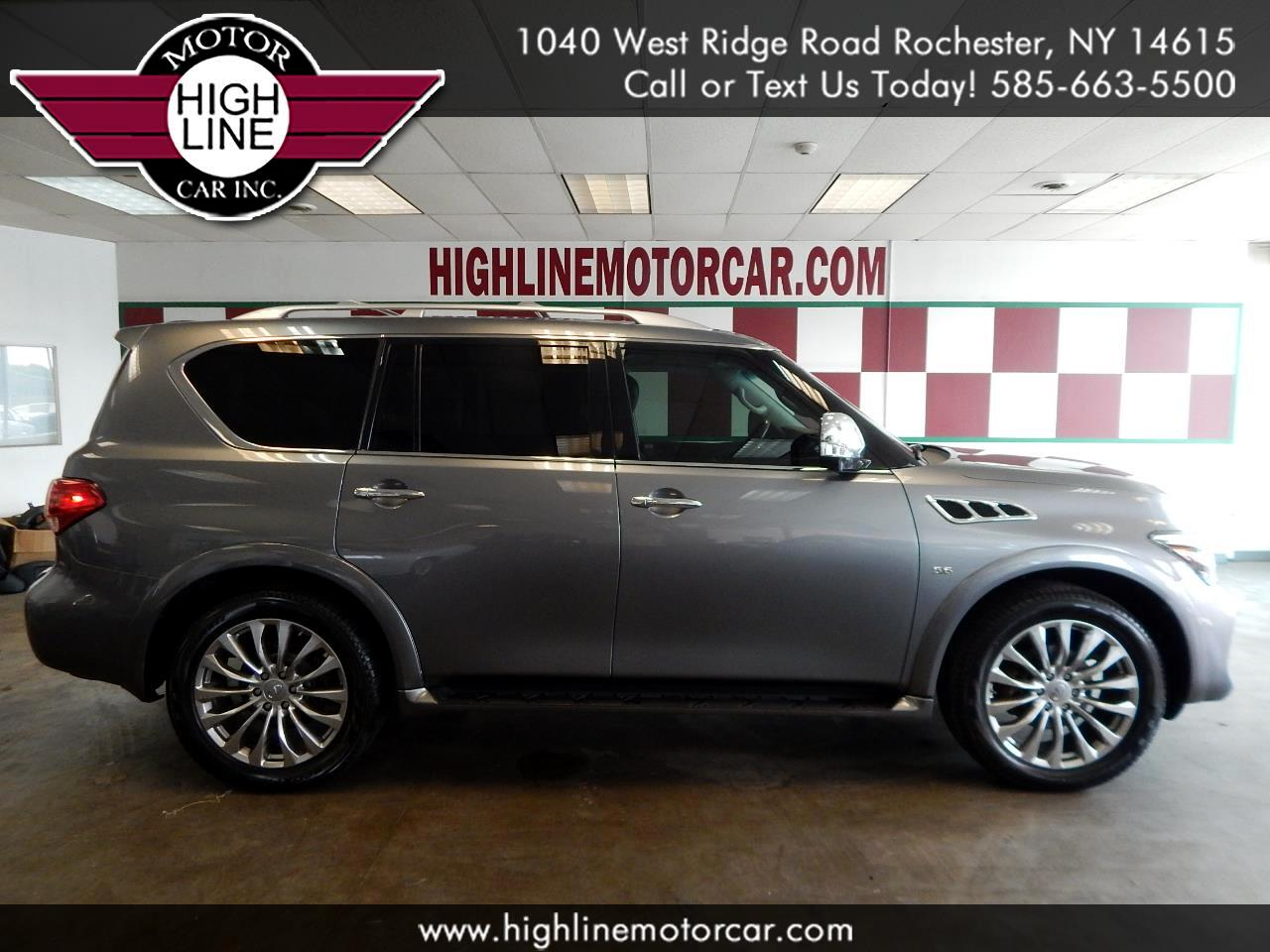 2016 Infiniti QX80 4WD 4dr Limited