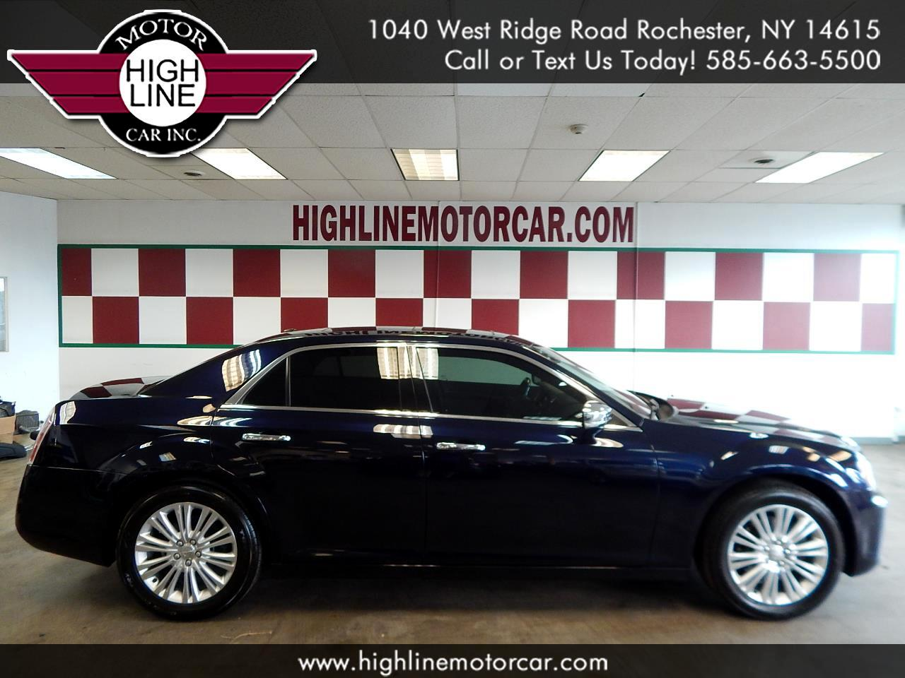 2011 Chrysler 300 4dr Sdn 300C AWD