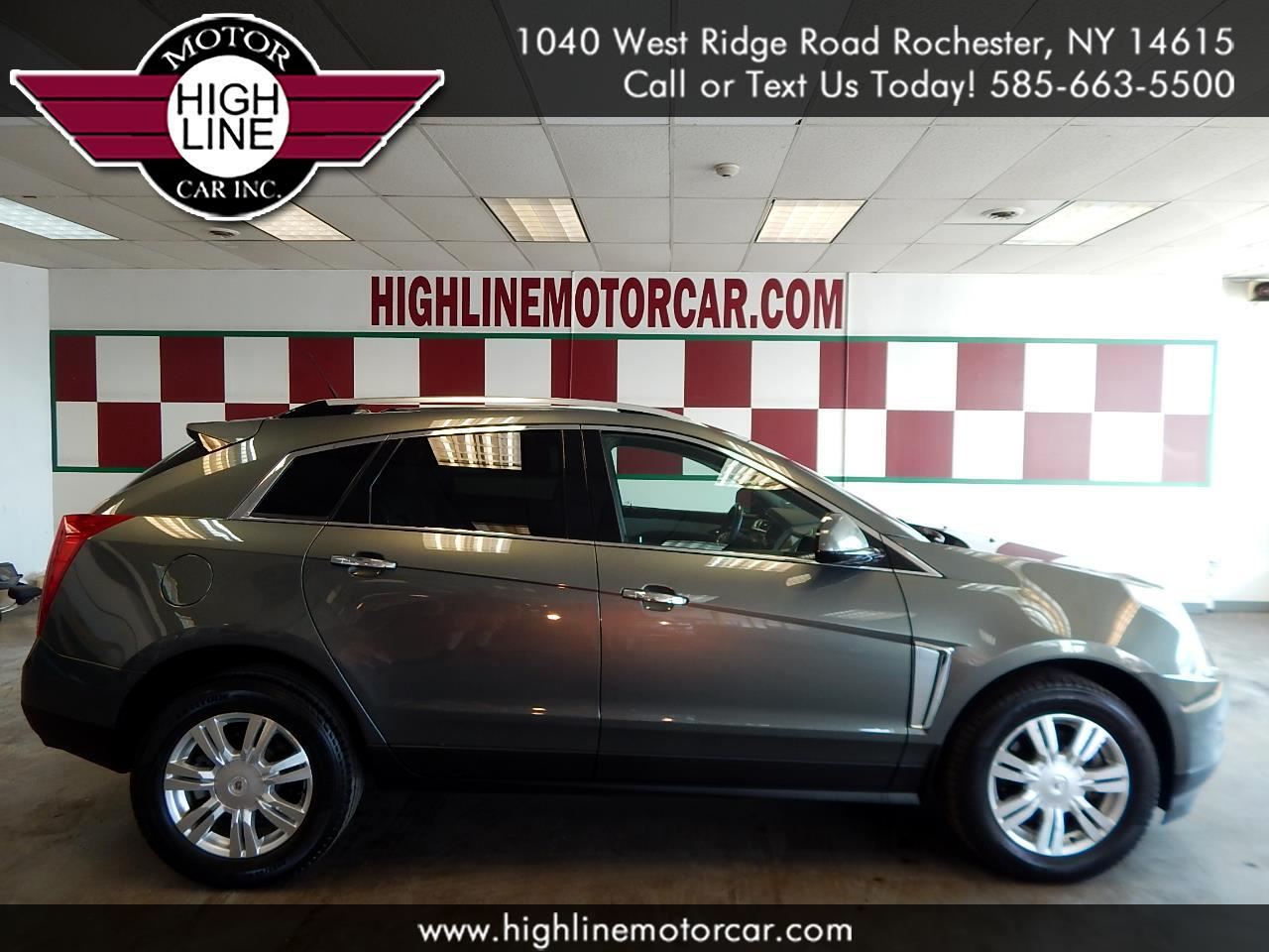 2013 Cadillac SRX AWD 4dr Luxury Collection
