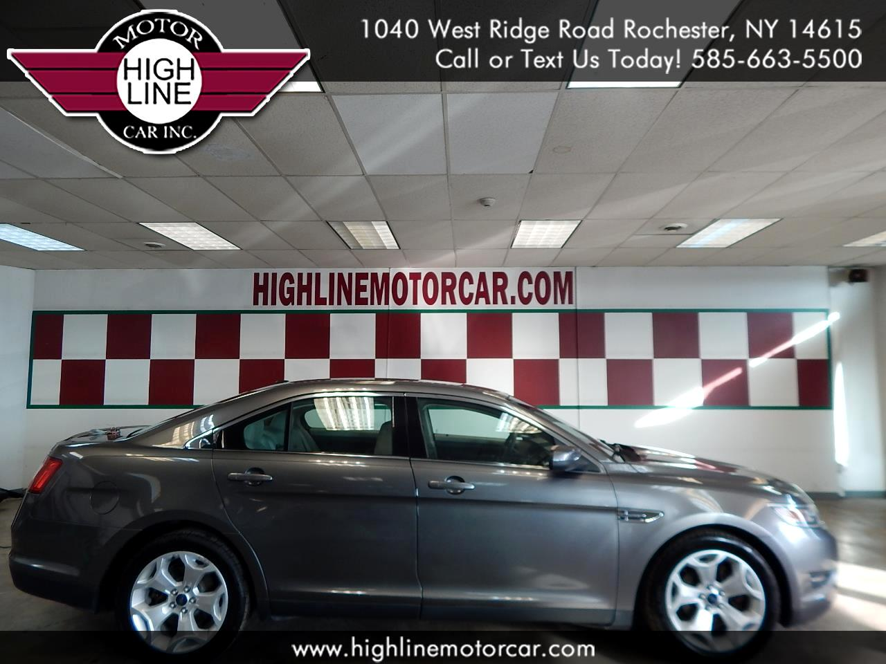 Ford Taurus 4dr Sdn SEL FWD 2011