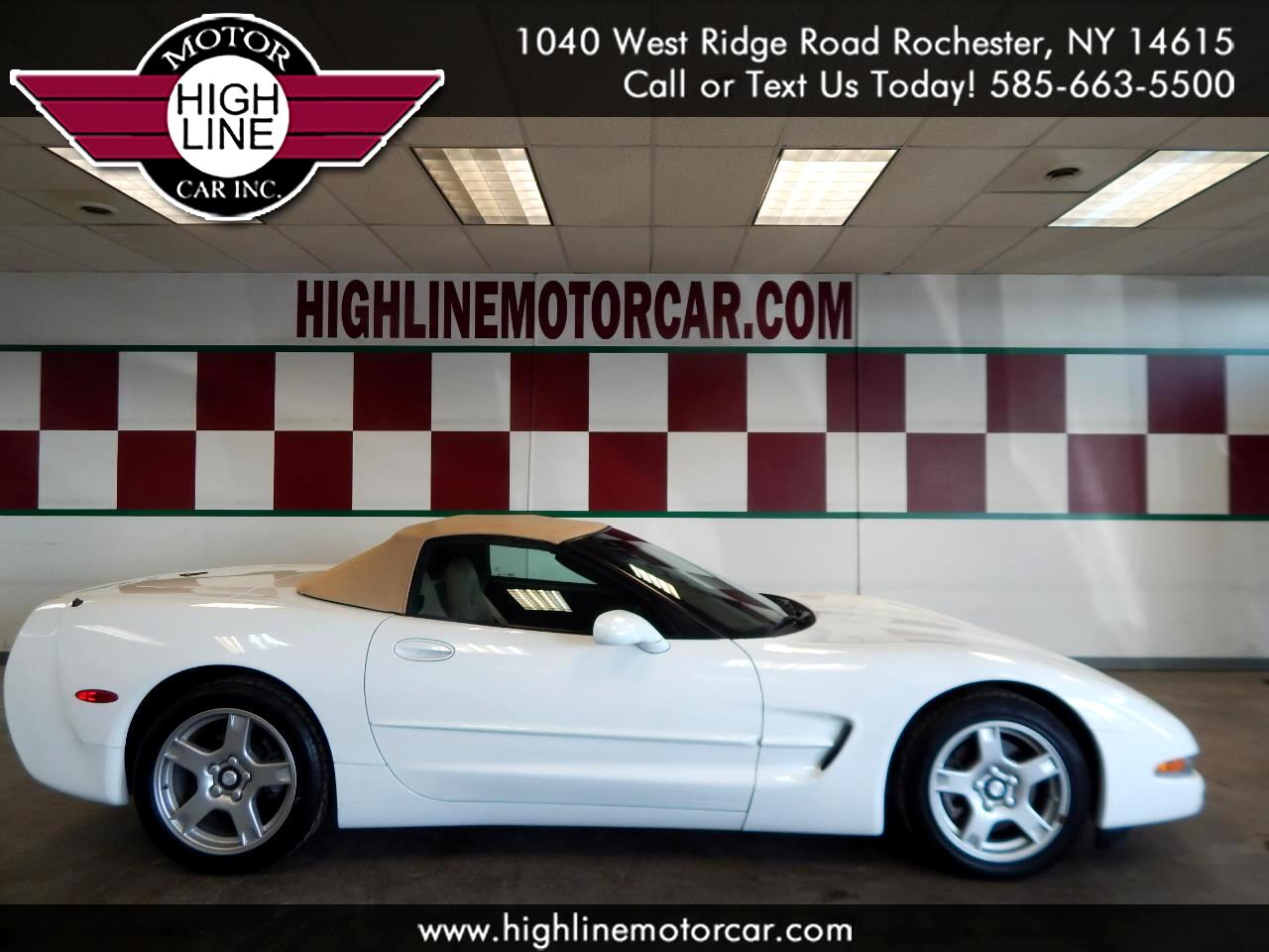 Chevrolet Corvette 2dr Convertible 2004