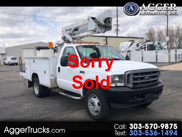 2003 Ford F-450 SD Regular Cab DRW 2WD Bucket