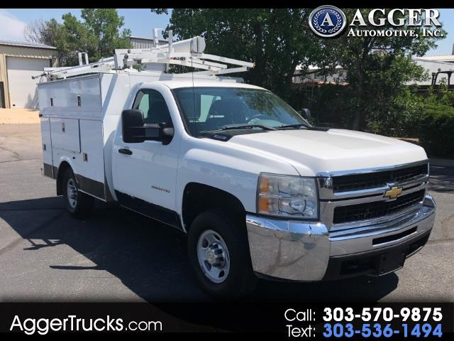 2010 Chevrolet Silverado 2500HD Hi Boy Work Truck  4WD
