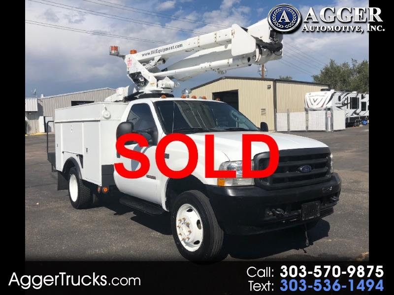 2004 Ford F-550 Regular Cab 2WD DRW Bucket