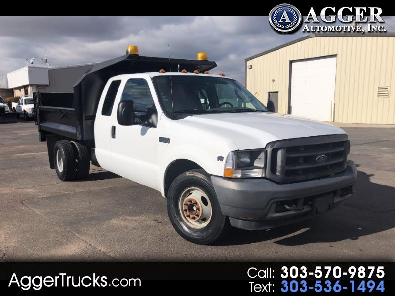 2003 Ford F-350 SD SuperCab 162