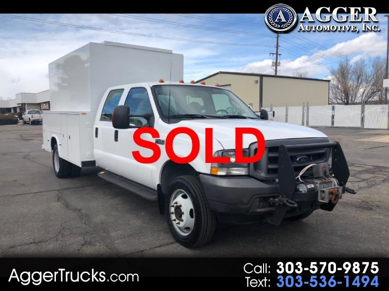 2004 Ford F-450 SD Crew Cab 176