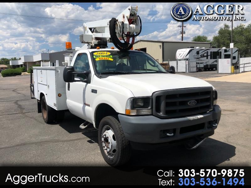 2004 Ford Super Duty F-450 DRW Reg Cab 141