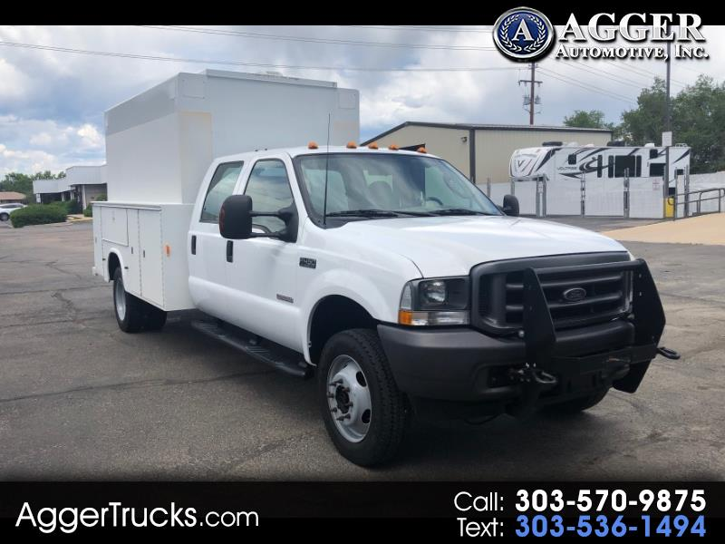 2004 Ford Super Duty F-450 DRW Crew Cab 176