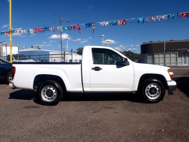 2011 Chevrolet Colorado Work Truck 2WD