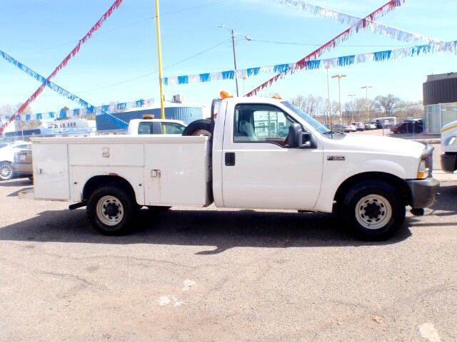 Ford F-350 SD XL 2WD 2003