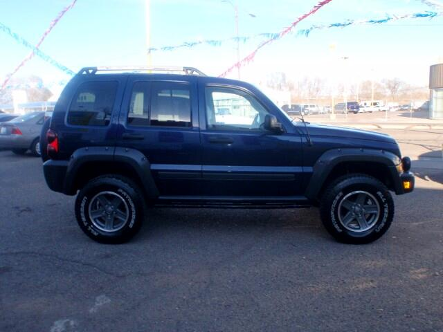 2006 Jeep Liberty Renegade 4WD