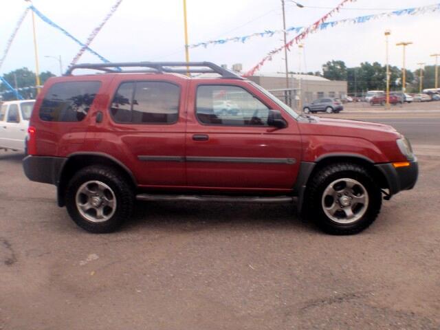 Nissan Xterra XE 2WD 2004