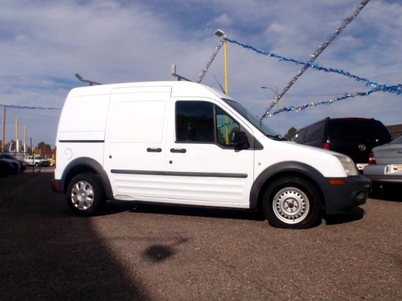 Ford Transit Connect XL with Side and Rear Door Glass 2010