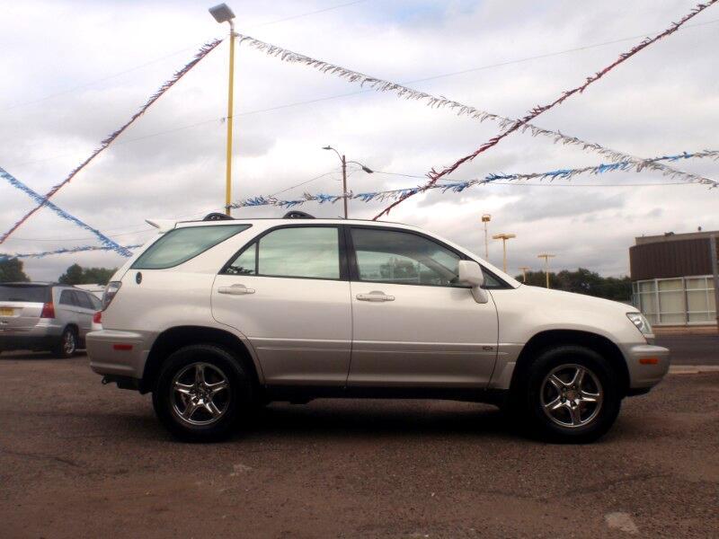 Lexus RX 300 4WD 2001