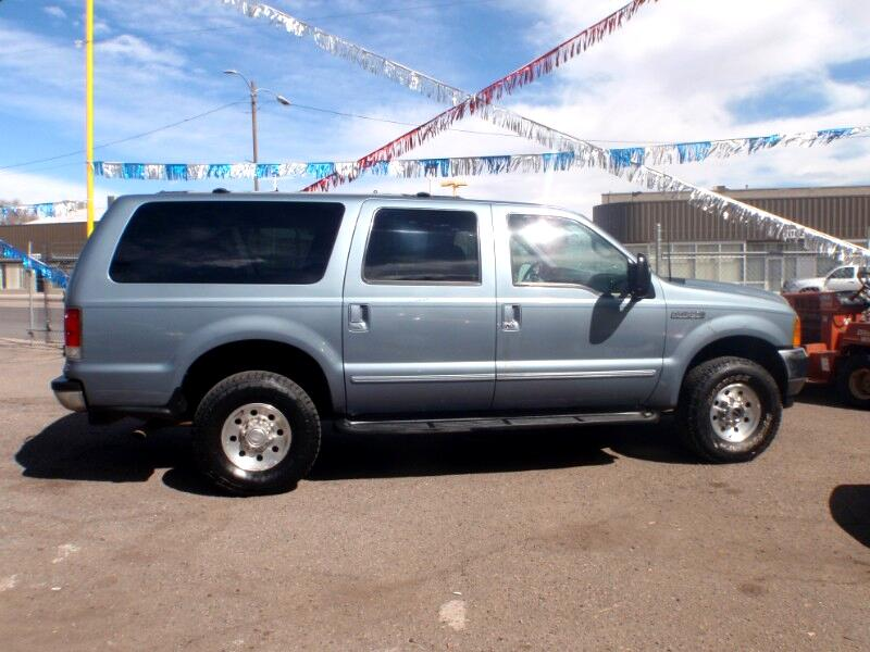 Ford Excursion XLT 4WD 2000