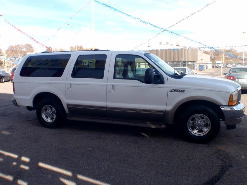 Ford Excursion Limited 2WD 2000