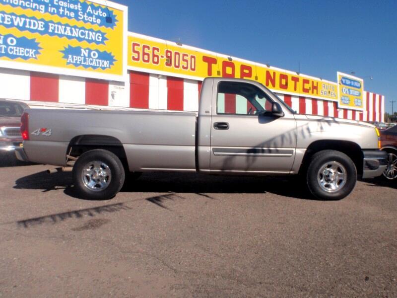 Chevrolet Silverado 1500 Short Bed 4WD 2003