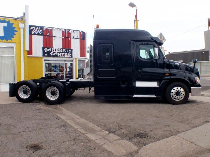 Freightliner Cascadia 125  2013