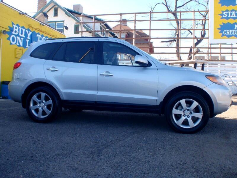 Hyundai Santa Fe Limited AWD 2009